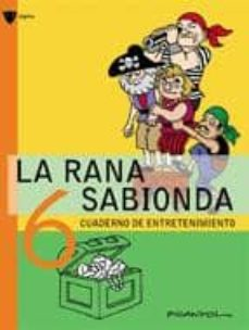 Titantitan.mx La Rana Sabionda 6. Cuaderno De Entretenimiento Image