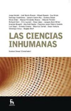 Padella.mx Las Ciencias Inhumanas Image