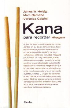 Descargar KANA PARA RECORDAR gratis pdf - leer online