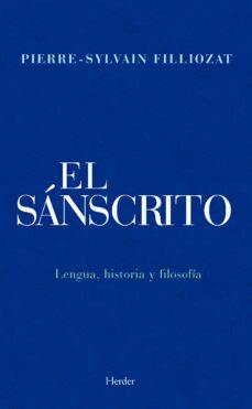 el sánscrito (ebook)-pierre-sylvain filliozat-9788425440793