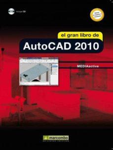 Upgrade6a.es El Gran Libro De Autocad 2010 (Incluye Cd) Image