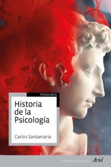 historia de la psicología-carlos santamaria-9788434427693