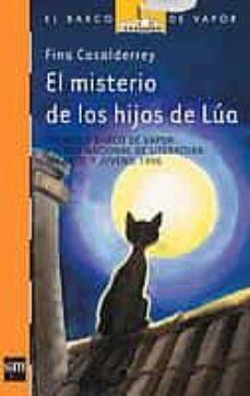 el misterio de los hijos de lua-fina casalderrey-9788434852693