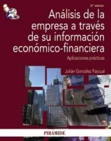 Chapultepecuno.mx Analisis De La Empresa A Traves De Sus Informacion Economico-fina Nciera: Aplicaciones Practicas (3ª Ed.) Image