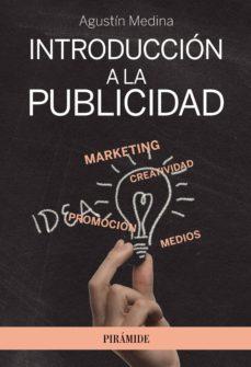 introducción a la publicidad (ebook)-agustin medina-9788436833393