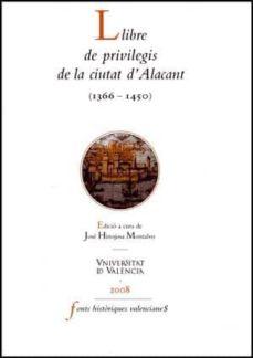 Permacultivo.es Llibre De Previlegis De La Ciutat D Alacant Image