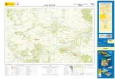 931-1 mapa los royos 1:25000-9788441618893