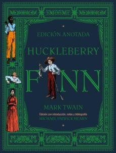 Descargas audibles de libros gratis HUCKLEBERRY FINN (EDICION ANOTADA) (Spanish Edition) de MARK TWAIN 9788446047193