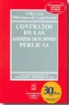 Geekmag.es Contratos De Las Administraciones Publicas (21ª Ed.) Image