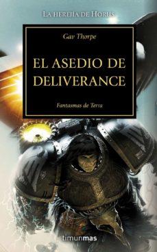 Inmaswan.es El Asedio De Deliverance (La Herejia De Horus, 18) Image