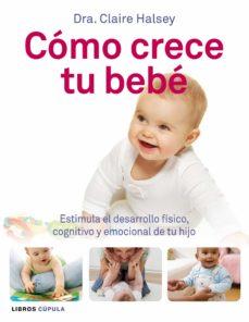 Descargar libros electrónicos completos de libros de google COMO CRECE TU BEBE 9788448068493 CHM FB2 ePub