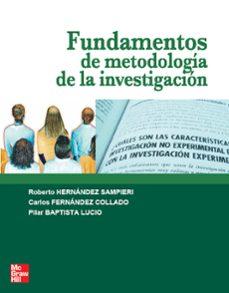 fundamentos de la metodologia de la investigacion-roberto hernandez sampieri-9788448160593