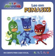 Valentifaineros20015.es Un Cuento Para Cada Vocal: A, E, I, O, U (Leo Con Pj Masks) Image