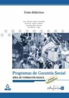 Inmaswan.es Guia Didactica Y Solucionario De Programas De Garantia Social, Ar Ea De Formacion Basica Image