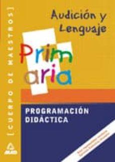 Permacultivo.es Cuerpo De Maestros: Audicion Y Lenguaje: Programacion Didactica Image