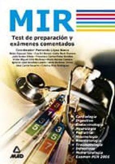 Srazceskychbohemu.cz Mir: Test De Preparacion Y Examenes Comentados Image