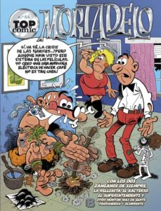 ¡elecciones!: top comic mortadelo 64-francisco ibañez talavera-9788466661393