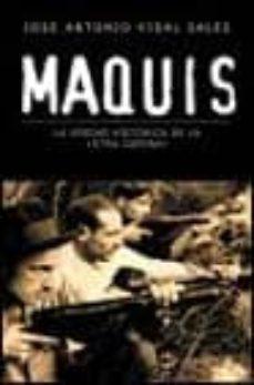 Chapultepecuno.mx Maquis: La Verdad Historica De La Otra Guerra Image