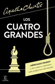 Libro de texto pdf descarga gratuita LOS CUATRO GRANDES de AGATHA CHRISTIE 9788467055993 (Spanish Edition)