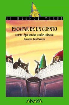 Titantitan.mx Escapar De Un Cuento (El Duende Verde) Image