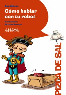 cómo hablar con tu robot (ebook)-ana alonso-9788467862393