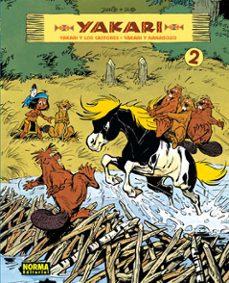 yakari (vol. 2): yakari y los castores/ yakari y nanabozo-9788467900293
