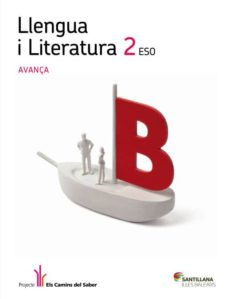 Javiercoterillo.es Llengua I Literatura 2º Eso Avança Ed 2012 Baleares Catala Image