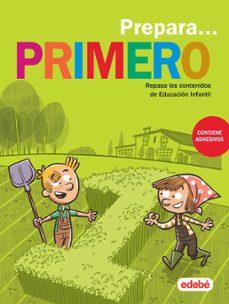 Permacultivo.es Prepara Primero (Cuadernos Vacaciones) Image