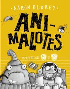 Scintillaemattone.it Animalotes 5 Y 6: Follon Intergalactico / Aliens Contra Animalotes Image