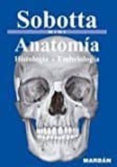 Javiercoterillo.es Sobotta Mini: Anatomia Histologia Embriologia Image