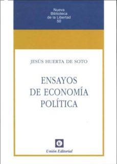 ensayos de economia politica-jesus huerta de soto-9788472096493