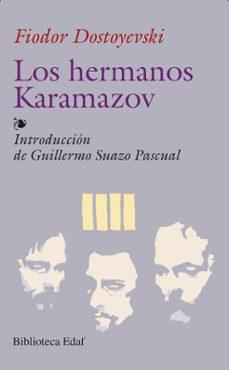 los hermanos karamazov-fiodor mijaïlovich dostoevskiï-9788476405093