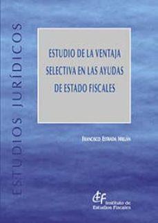 Lofficielhommes.es Estudio De La Ventaja Selectiva En Las Ayudas De Estado Fiscales Image