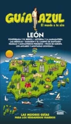 leon 2013 (guia azul)-9788480239493