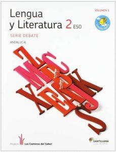 Ironbikepuglia.it Lengua Y Liter Debate 2º Eso Ed.2012 Andalucia Image