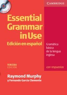 essential grammar in use pdf edicion en español