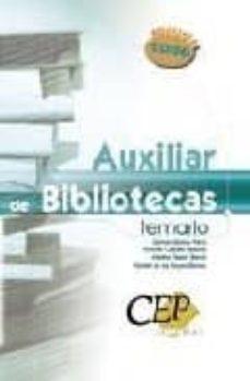 Permacultivo.es Auxiliar De Bibliotecas: Temario Image