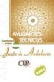 Cdaea.es Cuestionario Comun Oposiciones Ayudantes Tecnicos Junta De Andalu Cia Image