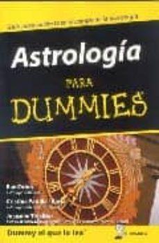 Curiouscongress.es Astrologia Para Dummies: Guia Para Iniciarte En El Campo De La As Trologia Image