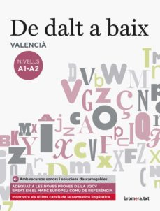 Descargar Ebook for plc gratis DE DALT A BAIX. NIVELLS A1-A2