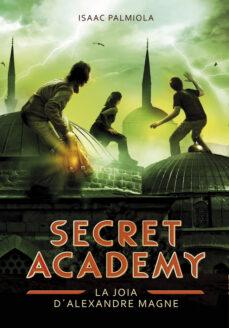 Permacultivo.es Secret Academy 2: La Joia Dalexandre Magne Image