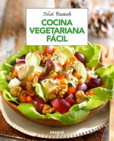 cocina vegetariana facil-julie bavant-9788491181293