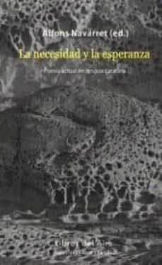 Permacultivo.es La Necesidad Y La Esperanza: Poesia Actual En Lengua Catalana Image