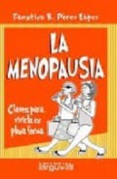Descargas gratuitas de libros electrónicos para teléfonos Android LA MENOPAUSIA: CLAVES PARA VIVIRLA EN PLENA FORMA
