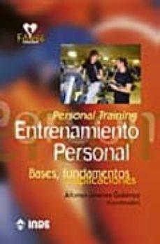 Inmaswan.es Entrenamiento Personal (Personal Training): Bases, Fundamentos Y Aplicaciones Image