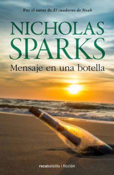 mensaje en una botella-nicholas sparks-9788499184593