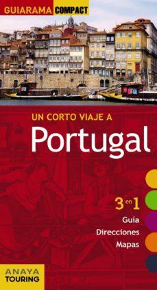 un corto viaje a portugal 2015 (guiarama compact)-carlos alonso babarro-9788499356693