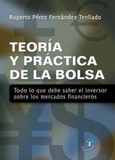 teoría y práctica de la bolsa (ebook)-r. perez fernandez tenllado-9788499690193