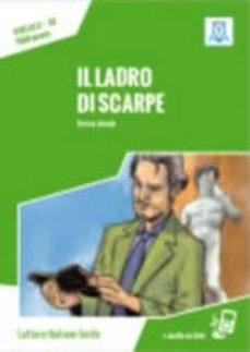 Descargador en línea de libros de google IL LADRO DI SCARPE  9788861823693