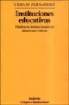 Emprende2020.es Instituciones Educativas: Dinamicas Institucionales En Situacione S Criticas Image
